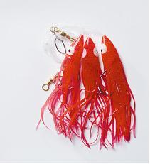 Bläckfiskhäckla Sabiki