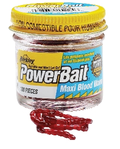 Berkley Powerbait Bloodworms