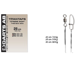 Darts Titantafs Strong Snap