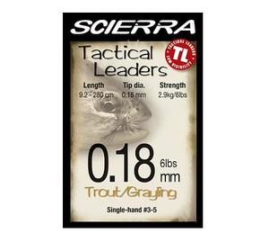 Scierra Tactical Leader Single-hand