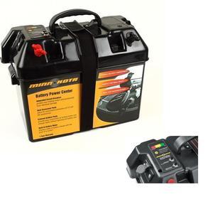Minn Kota Batterilåda med säkring
