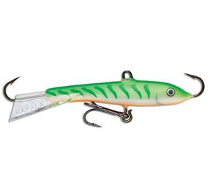Rapala Balanspirk Green Tiger UV