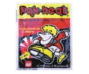 Tåvärmare Pak-heat