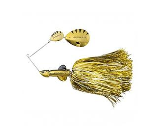D-A-M Effzett Pike Rattlin´ Spinnerbait Gold