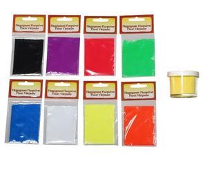 Färg-/lyspulver