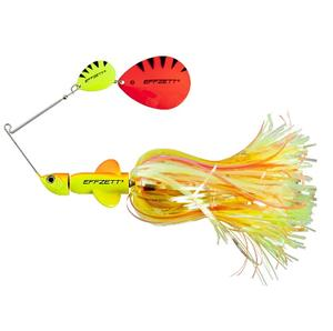 D-A-M Effzett Pike Rattlin´ Spinnerbait Fluo Yellow/Orange