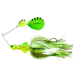 D-A-M Effzett Pike Rattlin´ Spinnerbait Fluo Yellow/Green