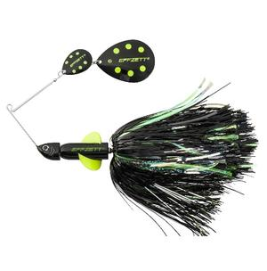 D-A-M Effzett Pike Rattlin´ Spinnerbait Black Demon