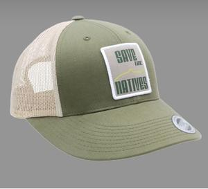 Vision Save The Natives Cap